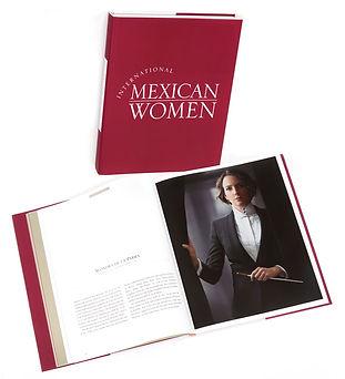 """Libro Sabau """"Mujeres Mexicanas"""""""