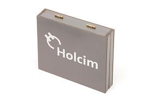 Caja Rompecabezas Holcim - Cerrada