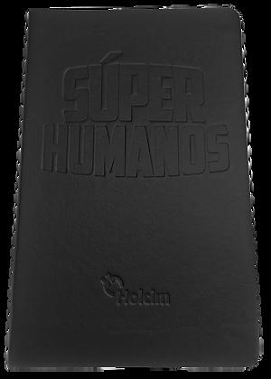 Libreta Super Humanos