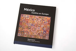 Libro México insólito en Europa