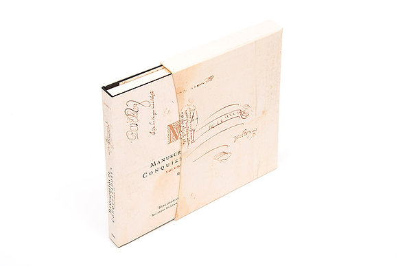 Manuscrito del conquistador