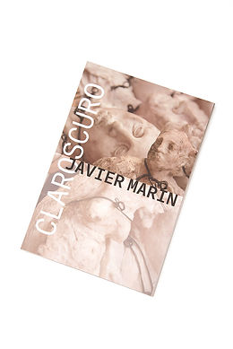 Libro de arte Javier Marin - portada