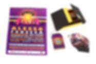 Caja promoción del festival de la música