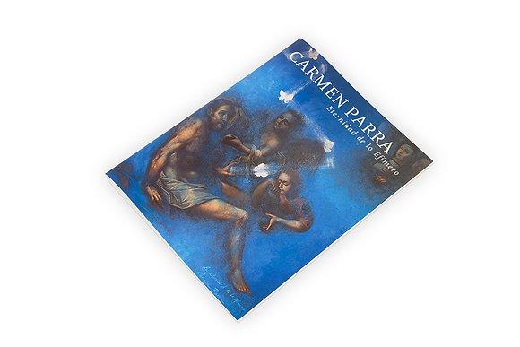Catálogo de pintura Carmen Parra