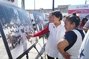 """30 impresiones fotográficas para la exposición en Mercado de San Juan;  """"Pásale Marchanta"""""""