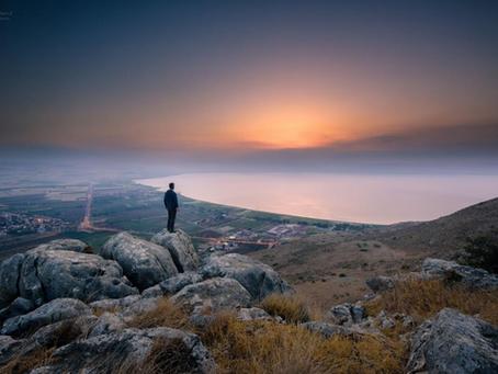 חמישה סודות לצילום נוף מוצלח - גם עם מצלמת הנייד