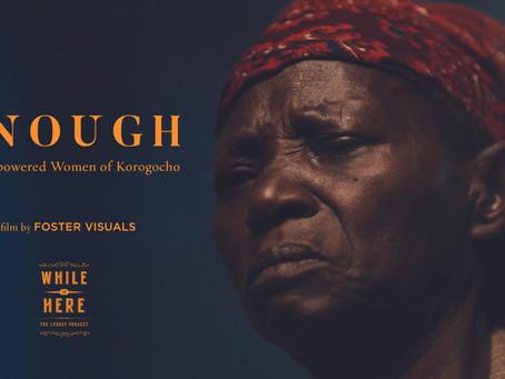 Karate Grannies: autodefensa contra agresiones sexuales y robos a las mujeres mayores en Nairobi