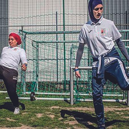 Redinamización del barrio de Molenbeek a través del fútbol femenino