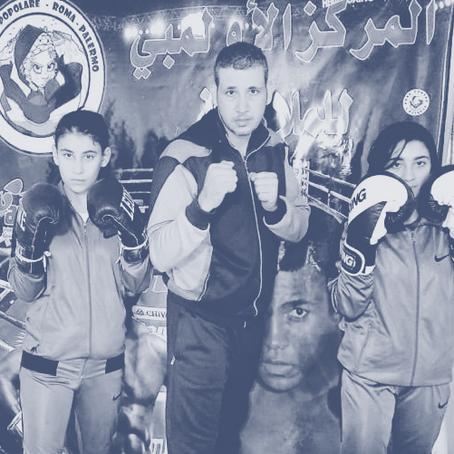 Boxeo contra el asedio