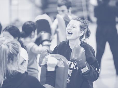 La participación deportiva de las estudiantes universitarias en UK