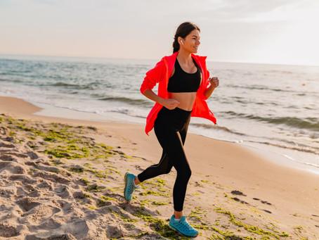 She Runs – Active Girl's Lead