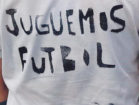 Fútbol Feminista: cuando fútbol y militancia feminista se encuentran