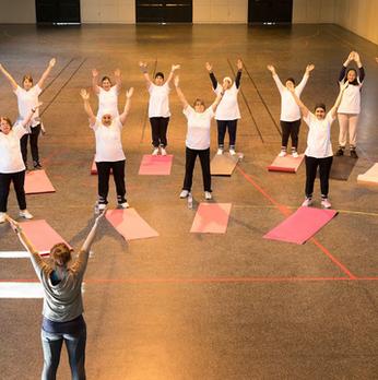 TouteSport! El deporte de las mujeres, una prioridad en los barrios de acción prioritaria en Francia