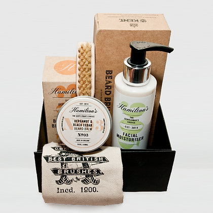 Ultimate Beard Grooming Kit - Hamilton's
