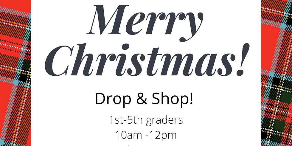 Drop and Shop Baseball Camp