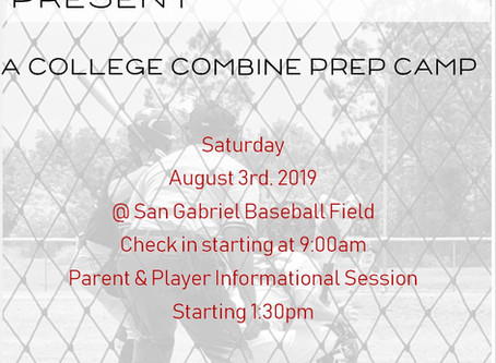 Get Evaluated & Feedback from College and Pro Scouts