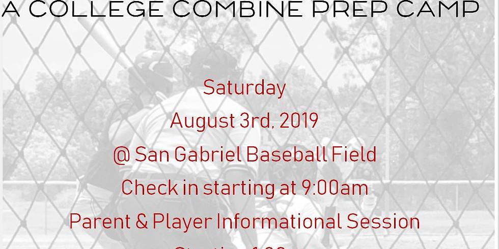 College Combine Prep Camp
