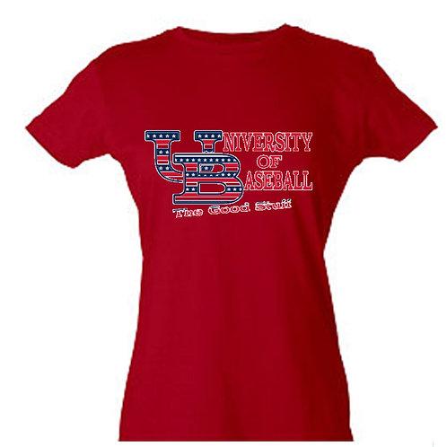 UB Lady Cut Tshirt