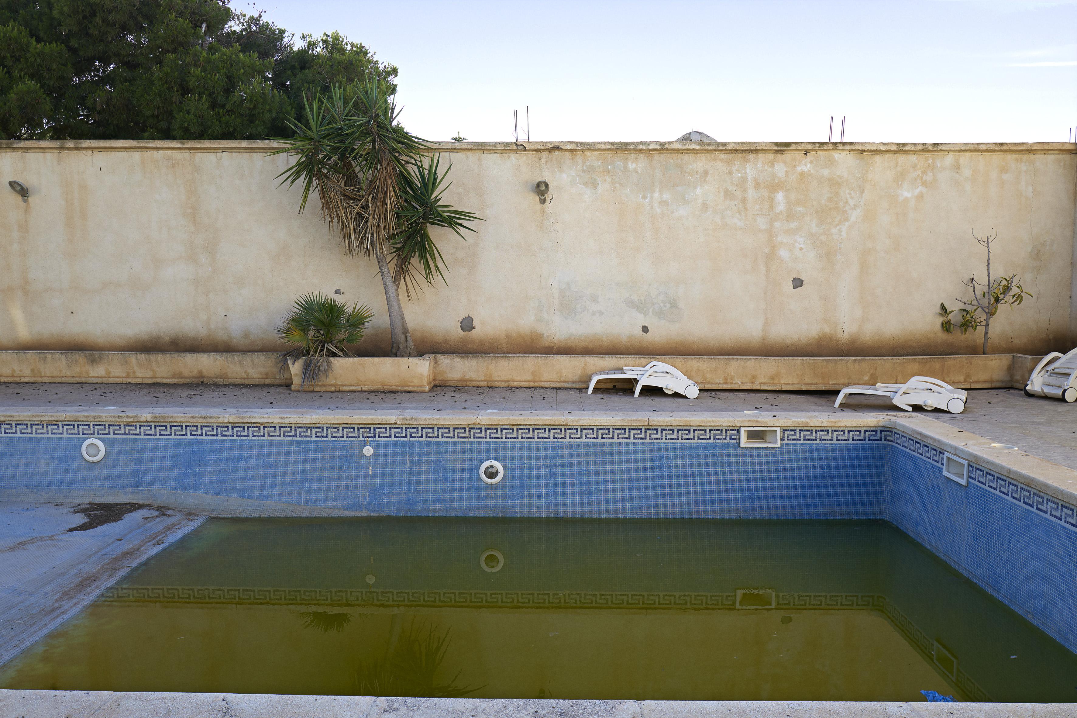 La Piscine, Trouville Oran