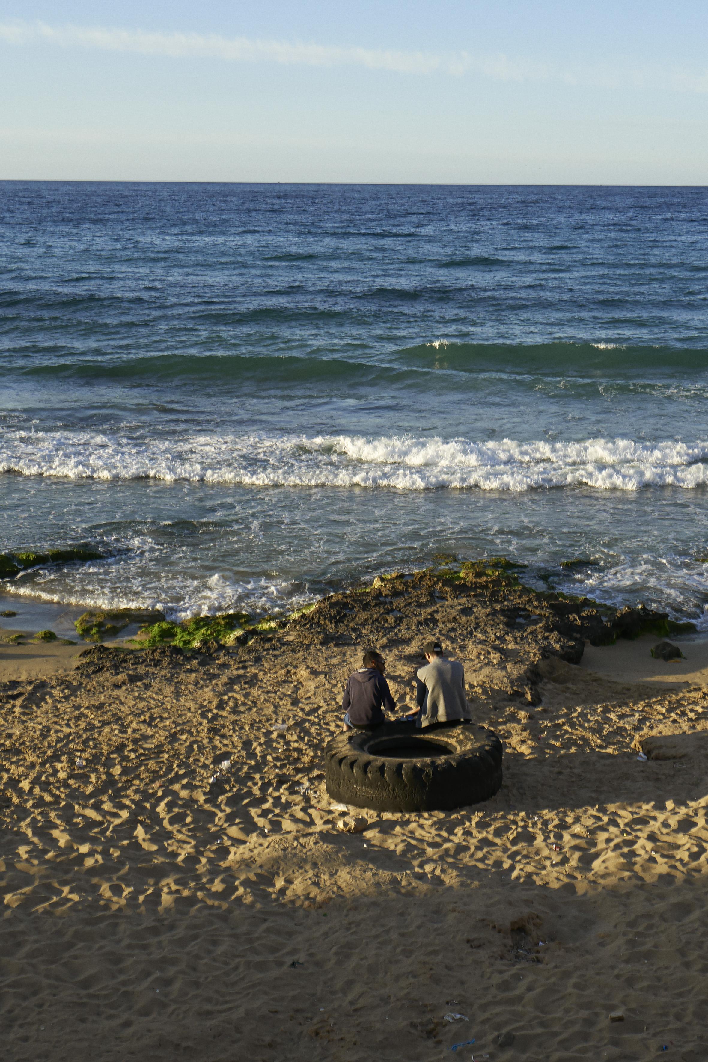 L'attente,_Trouville_Algérie