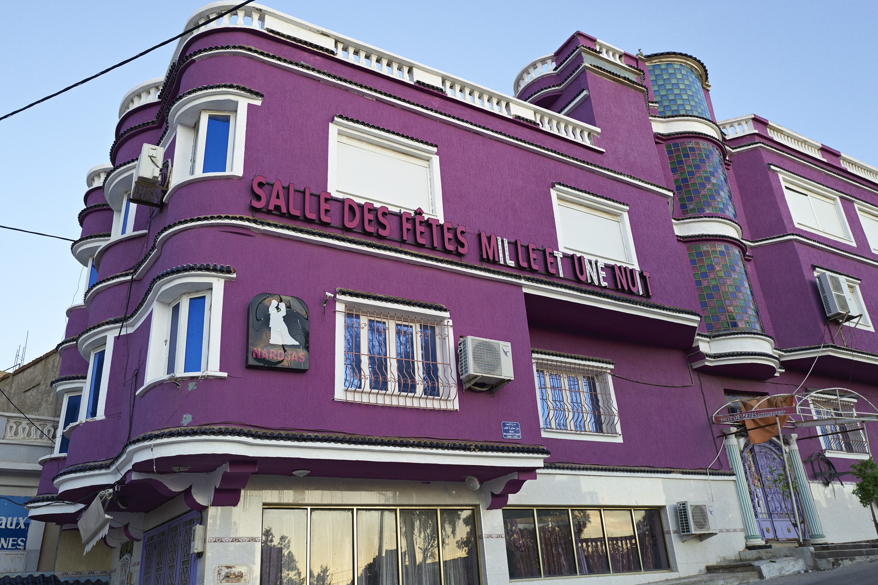 La Maison Rose, Oran