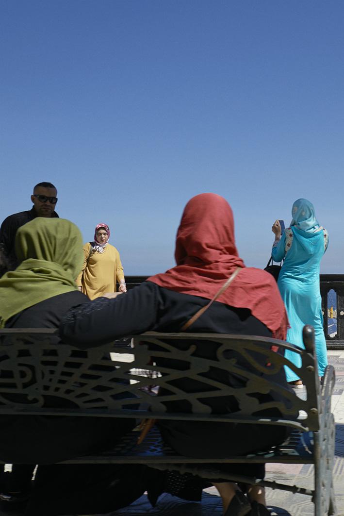 Les femmes d'Oran, Corniche