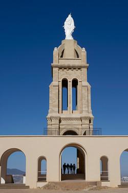 Eglise de Santa Cruz, Oran