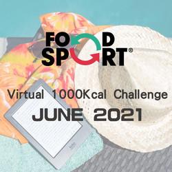 VIRTUAL 1000Kcal CHALLENGE