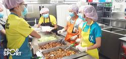 2019年第三季食物分享義工活動