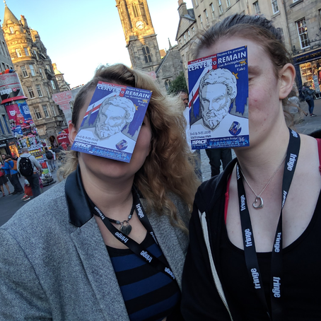 FIT's Edinburgh Adventure - Lauren Flynn on teching at the Fringe