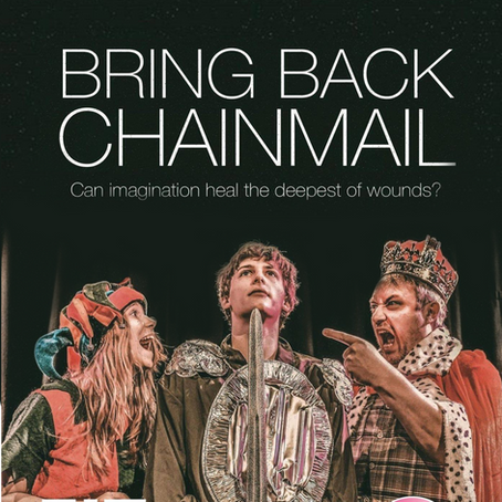 FIT awarded Arts Council England funding for Bring Back Chainmail