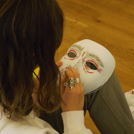 Dramatic Mask Design