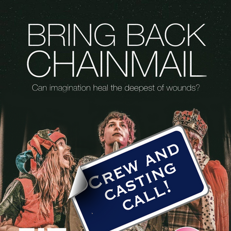 Crew & Casting Callout for Bring Back Chainmail R&D