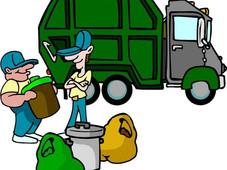 Вывоз мусора 2020