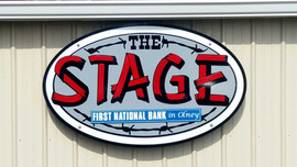 The Stage Sign