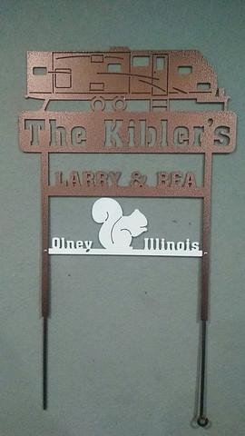 The Kibler's Sign
