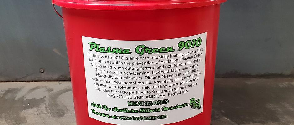 Plasma Green 9010