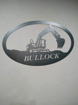 Bullock Sign