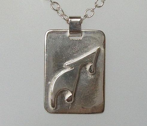 Beast pendant