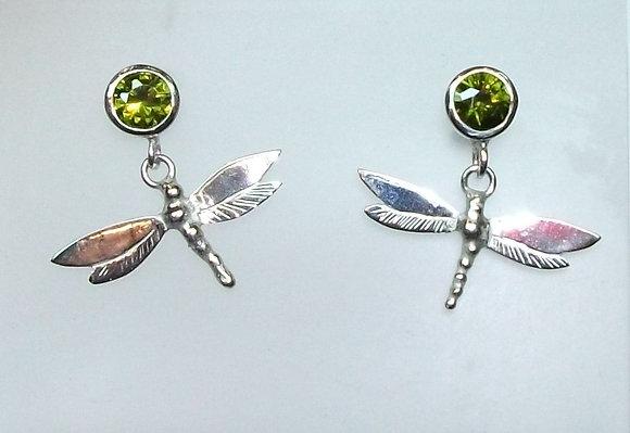 Stone set Dragonflys