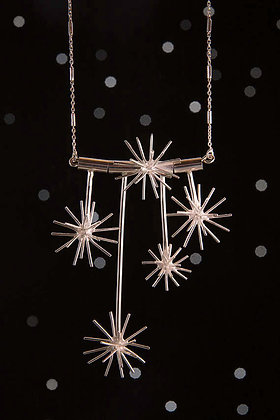 Wattle / Southern Cross Necklace