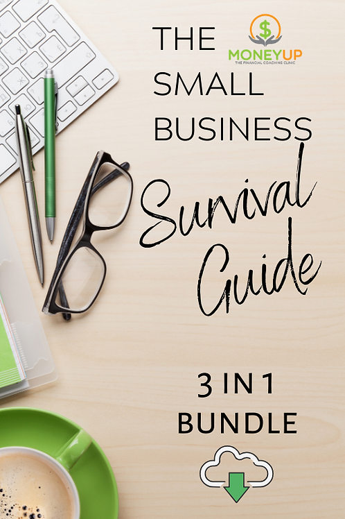 The Small Business Survival Guide - 3 in 1 Bundle