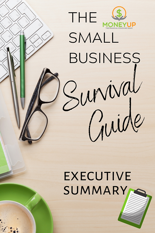 The Small Business Survival Guide - Executive Summary