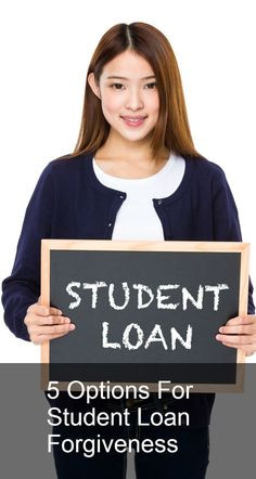 DID YOU KNOW??? Student Loan Forgiveness Programs