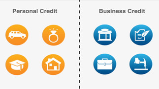 BUSINESS CREDIT 101: Separation of Business and Personal Credit