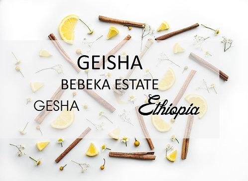 Ethiopia Bebeka Estate Geisha