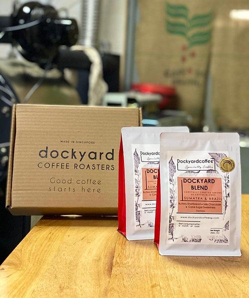 DOCKYARD Blend l Automatic Machine