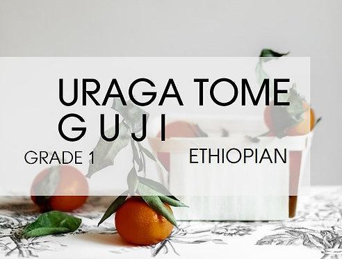 Ethiopia l Uraga Tome l Guji l Grade 1