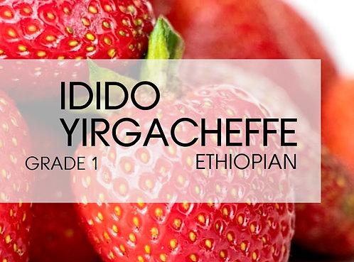 Ethiopia l Idido l Yirgacheffe l Grade 1 l Natural