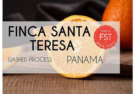 FST Panama l Volcan l Washed